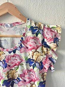 Iné oblečenie - Body magnólie - 10316557_