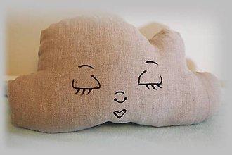Úžitkový textil - detský vankúšik - 10317159_