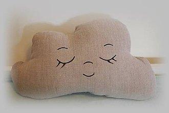 Úžitkový textil - detský vankúšik - 10317193_