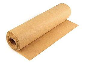 Textil - Filc-metráž, šírka 41 cm (svetlo hnedý) - 10315584_