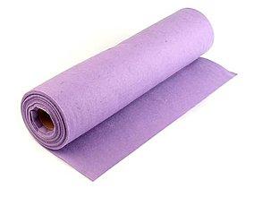 Textil - Filc-metráž, šírka 41 cm (svetlo fialový) - 10315585_