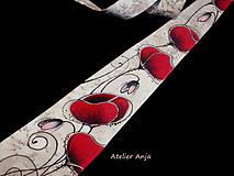 Doplnky - Hodvábna kravata - Maky - 10319497_