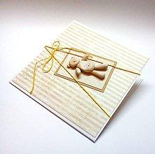 Papiernictvo - Pohľadnica ... Macko - 10322358_