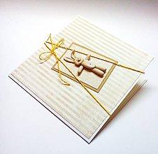 Papiernictvo - Pohľadnica ... Zajko - 10322375_