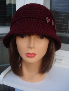 Čiapky - čiapko-klobučik - 10321678_