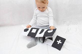 Hračky - Textilné leporelo - 10322255_