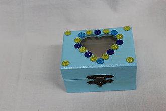 Krabičky - Šperkovnice - 10320985_