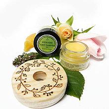 Drogéria - Sada Exklusiv - Tuhý parfém + vonné kolečko - 10320867_
