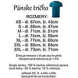 Tričká - Len spolu dávame zmysel (magnet) - set tričiek pre pár - 10324184_