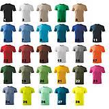 Tričká - Len spolu dávame zmysel (magnet) - set tričiek pre pár - 10324187_