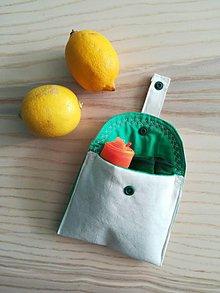 Nákupné tašky - Nákupná súprava vreciek na zeleninu - basic (Green) - 10321030_