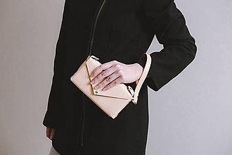 Peňaženky - All in 1 peňaženka / taštička Maxi na zápästie - 10324043_