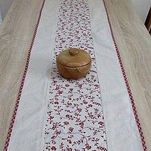 Úžitkový textil - NINA 2 - stredový obrus 145x41 - 10324411_
