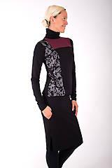 Šaty - RUE SAINT HONORÉ... dress / změna látky - 10321293_