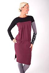 Šaty - RUE DE VALOIS... mix dress - 10321458_
