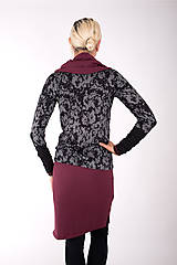 Šaty - BOULEVARD DU PALAIS... mix dress - 10321511_