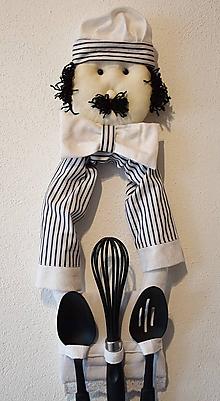 Úžitkový textil - Kuchár - 10321587_