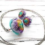 Sady šperkov - ''Listopadky'' set z PET lahví - 10321963_