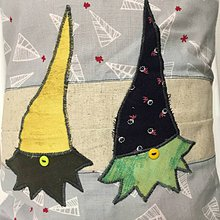 Nákupné tašky - Taška - vianočná - 10322671_