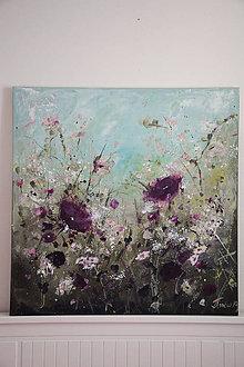 Obrazy - kvetinové zátišie - 10322651_