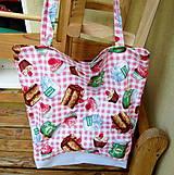Nákupné tašky - Just Desserts - nákupná taška - 10321979_