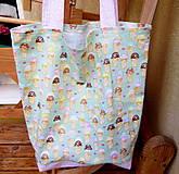 Nákupné tašky - Ice cream - nákupná taška - 10322077_