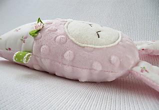 Hračky - ružové minisny... - 10321319_