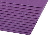 - Filc 20x30 cm hr.1,5 - 2 mm (fialový) - 10320816_
