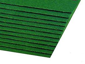 Textil - Filc 20x30 cm hr.1,5 - 2 mm (zelený) - 10320767_