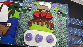 Detské doplnky - Torta - 10327574_