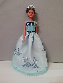 Hračky - Šaty pre bábiku Barbie - 10327901_