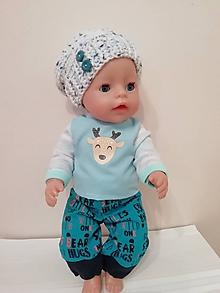Hračky - Oblečenie pre bábiku Baby born v 43 cm - 10327929_