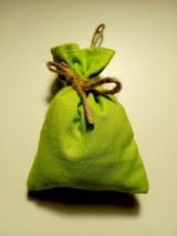 Úžitkový textil - Vrecúško na levanduľu 18 - 10327427_