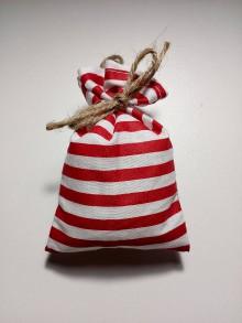 Úžitkový textil - Vrecúško na levanduľu 19 - 10327460_