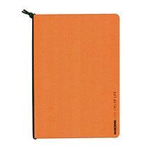 Papiernictvo - MADEBOOK - zošit A5 oranžový - 10327652_