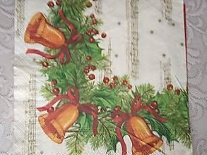 Papier - servítky 1828 Vianoce (1830) - 10326371_