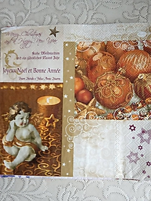 Papier - servítky 1828 Vianoce (1832) - 10326382_