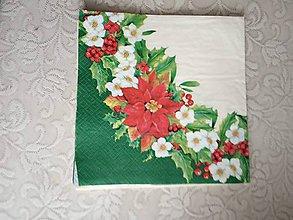 Papier - servítky 1851 Vianoce (1867) - 10326661_