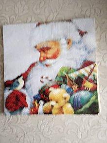 Papier - servítky 1851 Vianoce (1869) - 10326676_