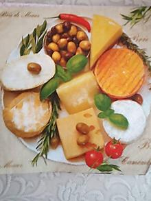 Papier - servítky 1904 kuchyňa (1915) - 10327425_