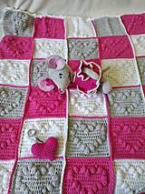 Textil - Setík pre bábo - 10324527_