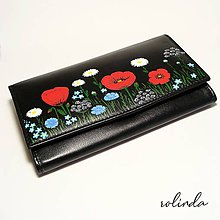 Peňaženky - Louka - 10324701_