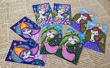 Drobnosti - My, žienky čarovné II_nálepky - 10324671_