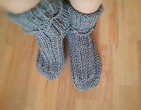 Obuv - Ponožky - Papučky - 10325989_