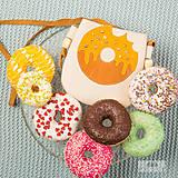 Kabelky - Donut-ková - 10326643_