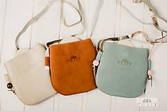 Detské tašky - Plameniačik (Biela) - 10326678_