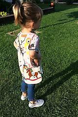 Detské tašky - Koníček (Biela) - 10326723_