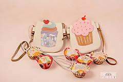 Kabelky - Muffinkové - 10326728_
