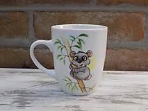 Nádoby - Hrnček Koala - 10327852_