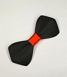 Doplnky - Pánsky motýlik 3D tlač - 10327159_